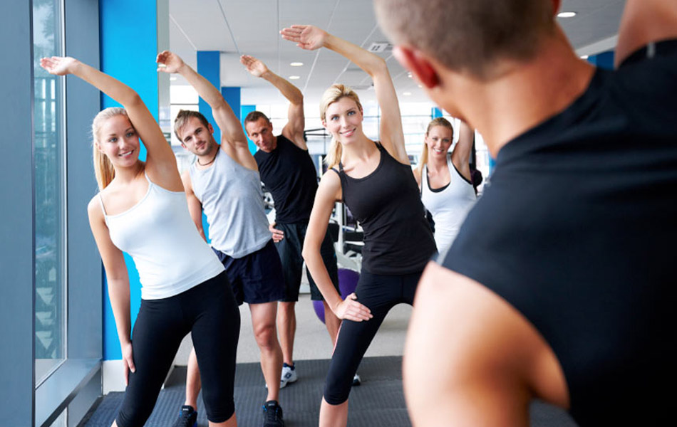 fitness industry is booming